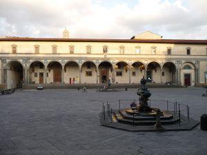 hospital of the innocents brunelleschi