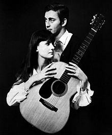 Ian and Sylvia circa 1968