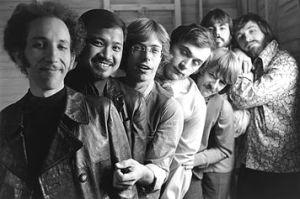 The Association circa 1969