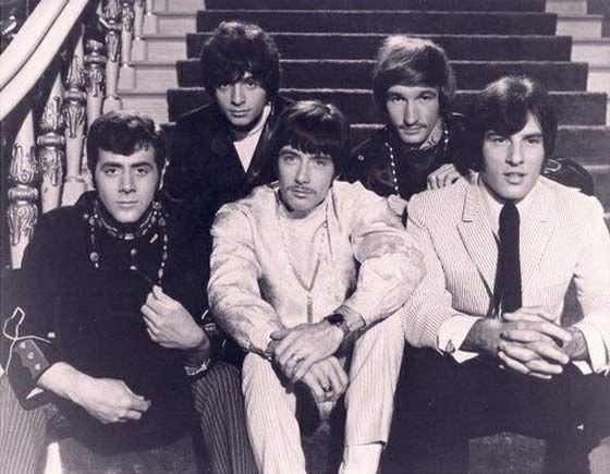 The Sundowners circa 1968