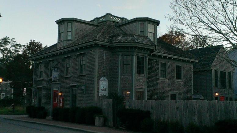 The Cooper's Inn on Dock Street... built 1785.