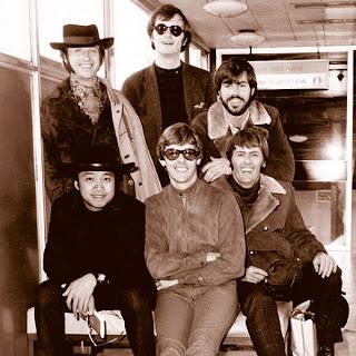 The Association circa 1968