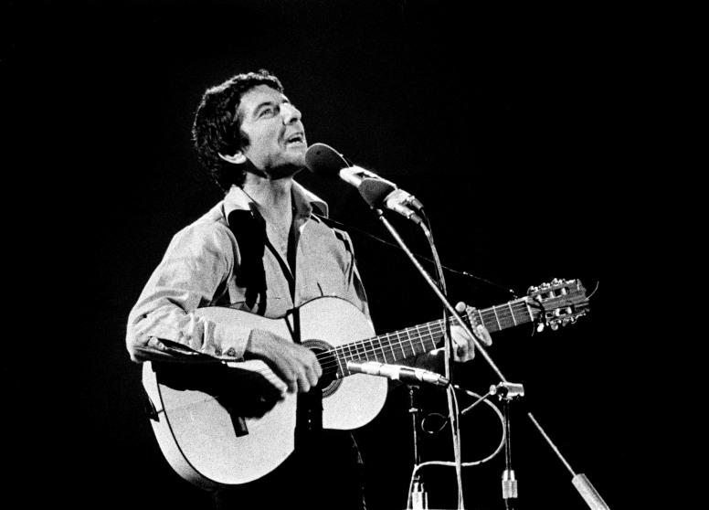 Leonard Cohen September 21, 1934-November 10, 2016